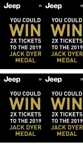 Jeep – Win The Ultimate Ladies Night Out Prize Package (prize valued at $800)