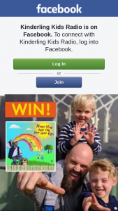 Kinderling Kids – Win a Copy