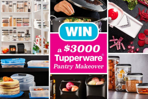 Mum Central – Win One Minor Prize Each (prize valued at $3,000)