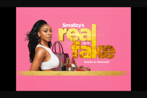 Nova FM Smallzy's Real or Fake – Win Designer Items Thanks to Normani's 'motivation'
