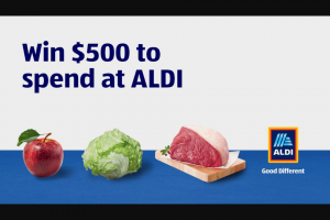 Nova FM – Win $500 to Spend at Aldi (prize valued at $1,000)