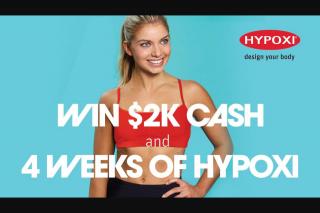 Nova FM – Win 4 Weeks of Hypoxi