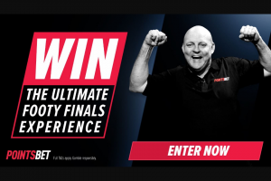 Prime7 – Win The Ultimate Footy Finals Experience [regional Areas (prize valued at $7,000)
