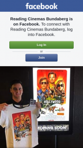 Reading Cinemas Bundaberg – an Awesome T-Shirt and a Double Pass to See The Movie