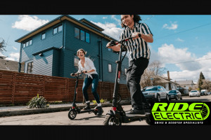 Ride Electric – Win an Amazing Zero 10x Electric Scooter Worth $2299 (prize valued at $2,299)