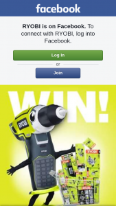 Ryobi – Win a Diyer's Dream Dash this Father's Day (prize valued at $3,000)