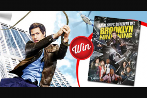 Stack magazine – Win a Brooklyn Nine-Nine Poster Signed By The Cast