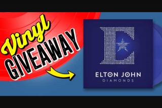 Stack Magazine – Win Elton John Diamonds on Vinyl