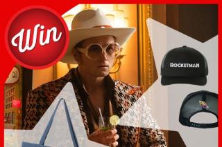 Stack Magazine – Win 1/3 Rocketman Prize Packs