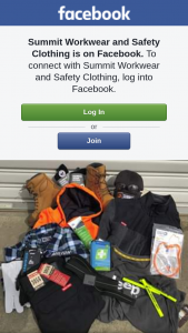 Summit Workwear and Safety Clothing – Win The Following
