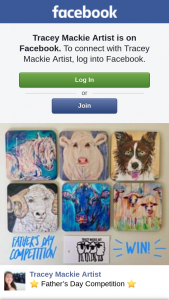Tracey Mackie Artist – Win 6 Coasters (with My Artwork on Them) for Father's Day (or for a Special Person That You Think Deserves Them on That Day)
