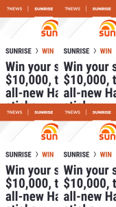 Weekend Channel 7 – Sunrise – Win $1000 – that Could Buy You Up to Two Years' Worth of Halo Top Sticks