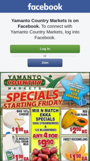 Yamanto Country Markets – Win a $50 Voucher (prize valued at $50)