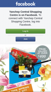 Yanchep Central Shopping Centre – Win Yanchep Central's Great Spring Prize (prize valued at $400)