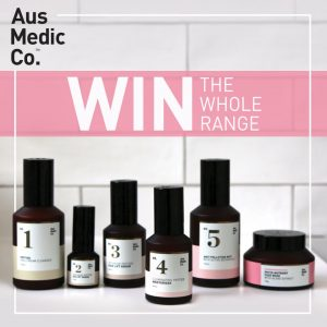 Aus Medic Co – Win 2 prize packs – one for you and one for your friend