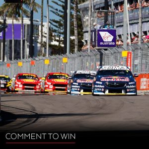 Avis Australia – Win 1 of 2 general admission tickets, 2 course car ride tickets and 2 grid walk tickets plus 2 behind the scenes tour tickets