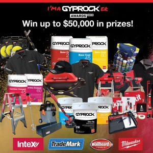 CSR Gyprock – Win a share of $50,000 in prizes