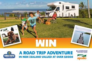 Family Parks – Win a road trip adventure prize package