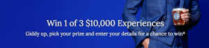 Hemmes Trading – Merivale Melbourne Cup Campaign – Win 1 of 3 prize packages valued at $10,000 each