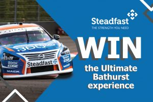 Kelly Racing – Win a Bathurst experience package valued at $9,000AUD (flights and accommodation included)
