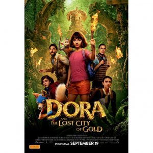 Mind Food – Win 1 of 10 double tickets to Dora and the Lost City of Gold