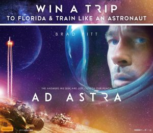 Network 10 – Win a lifetime trip to Kennedy Space Center Visitor Complex in Florida