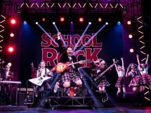 NewsLocal – Win 1 of 80 double tickets to School of Rock at Capitol Theatre