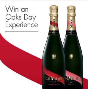 Pernod Ricard Winemakers – Win 1 of 3 trips for 2 to Oaks Day in Mebourne, VIC