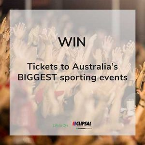 Schneider Electric Australia – Win 3 pairs of tickets to 3 Australia sporting events (flights and accommodation included)