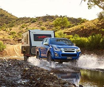 Sydney Caravan Camping Lifestyle Expo – Win an Isuzu D-Max Ute OR an Isuzu MU-X Automatic
