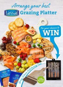 Tassal Tasmanian Salmon – Win 1 of 2 prize packs