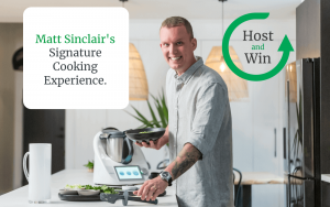 The Mix Australia – Win 1 of 10 trips to Matt Sinclair's Restaurant