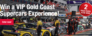 Total Oil Australia – Win 1 of 2 trips for 2 to Gold Coast plus more