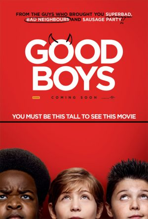 Ziff Davis Australia – Win 1 of 350 double passes to the Good Boys Advance Screening