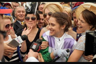 Access Reel – to See Ride Like a Girl The Incredible True Story of Michelle Payne Which Opens In Cinemas September 26
