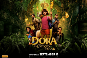 Adelaide Review – Win a Double Pass to See Dora and The Lost City of Gold