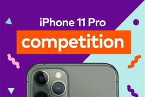 Amaysim – Win an Iphone 11 Pro (256gb) Plus an Entire Year of Our Unlimited 30gb Mobile Plan on The House (prize valued at $2,389)