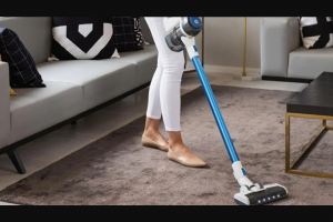 ARN The 3PM Pickup – Win $500 and a Brand-New Hoover Handstick Vacuum