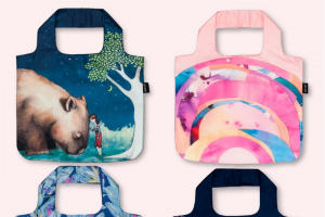 Australian Art Series Alvi Life Reusable Shopping Bag – Win One of 5 Sets of 4 Special Edition Australian Art Series Reusable Shopping Bags