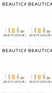 Beauticate – a Set of Ten Products From The Top 100 – and There's a Good Chance It Might Be You (yep
