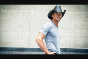 Channel 9 News – Win a Double Pass to See Tim Mcgraw Live In Concert (prize valued at $3,598)