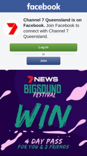Channel 7 Qld – Tickets for You and 2 Friends