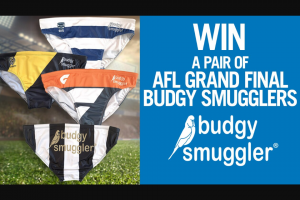 Channel 7 – Sunrise Family – Will Receive Four Pairs and Can Choose The Design From All 18 AFL Teams