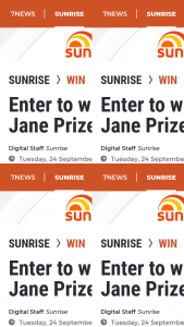 Channel 7 – Sunrise Family – Win a $100 Lorna Jane Gift Card and a Copy of Lorna Jane's Book