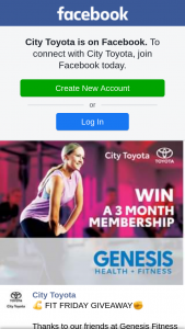 City Toyota – Competition