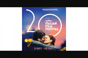 Community News – Win One of 10 Double Passes Valid for Any Film Excluding Special Events