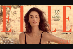 ELLE mag – Win One of 10 Beauty Bags (prize valued at $100)