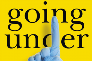 Female – Win One of 5 X Copies of Going Under By Sonia Henry