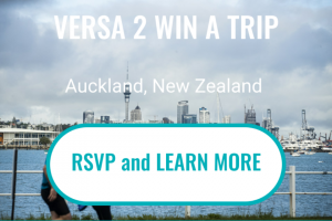 FiTBit Australia Versa 2 – and Three Friends Or Family Members at The Auckland Marathon on Sunday 20th October (prize valued at $8,000)