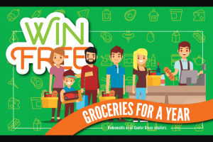 Gawler Green Shopping Centre – Win Groceries for a Year at Gawler Green Shopping Centre (prize valued at $5,200)